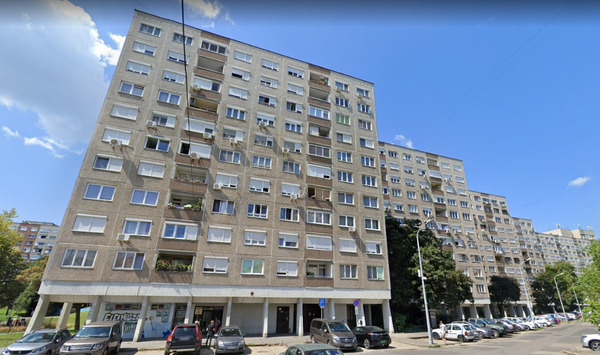 Budapest, Ágoston u. 4-16.