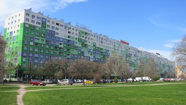Budapest, Szőlő u. 66-94. (Faluház Társasház)